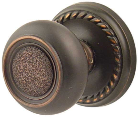 Emtek Products Inc Emtek Brass Belmont Style Door Knob (Shown In Oil Rubbed  Bronze ...