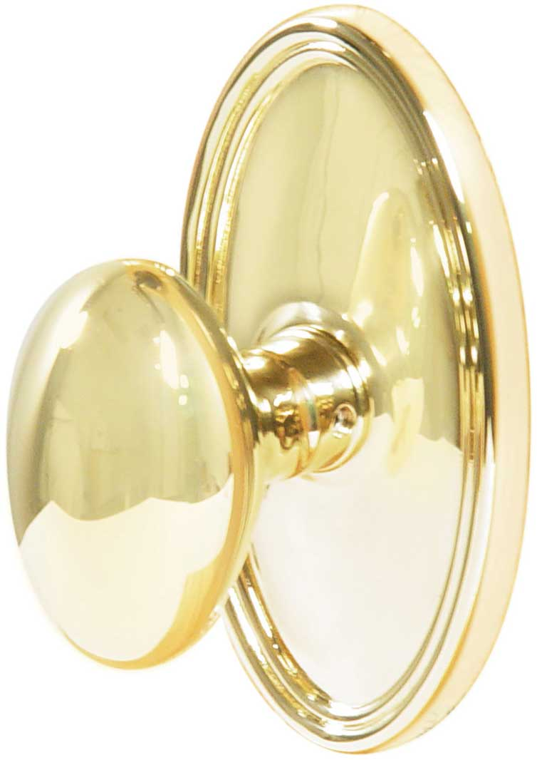 Emtek Products Inc Emtek Brass Egg Style Door Knob