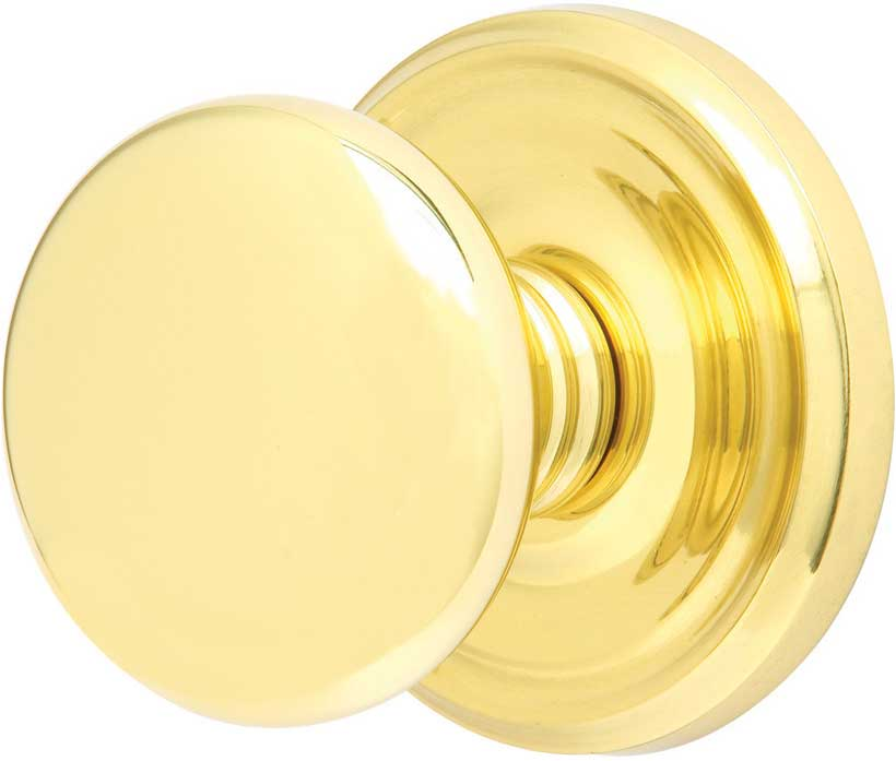 Emtek Providence Brass Door Knob - Shop Door Knobs at Homestead ...