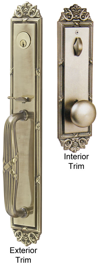French Doors Exterior Exterior French Door Hardware