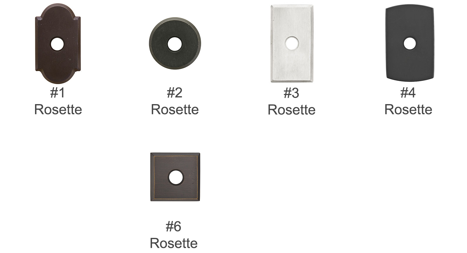 Click Here To Preview Rosette Styles