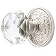 Emtek Diamond Crystal Door Knob