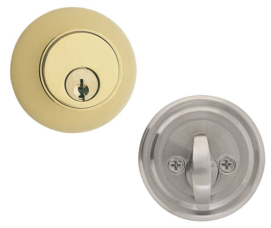 Charmant Emtek Regular Brass Deadbolt Door Lock