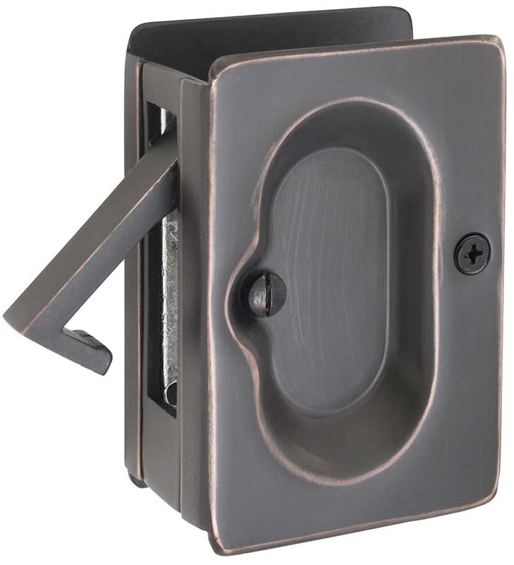 Emtek Passage Pocket Door Lock Shop Pocket Door Hardware