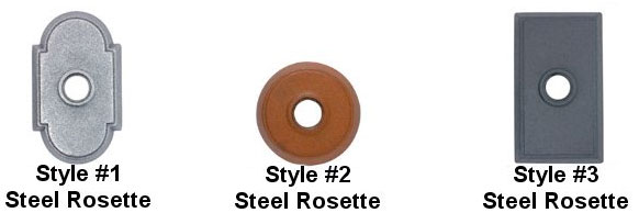 Click Here To Preview Rosette Styles.