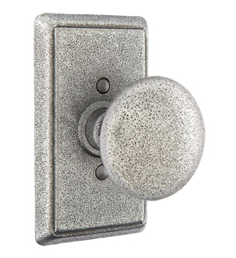 Emtek Jamestown Wrought Steel Door Knob Shop Door Knobs