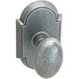 Emtek Savannah Wrought Steel Door Knob