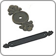 Cabinet Hardware - Cabinet Backplates