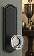 Emtek Crystal Door Knob
