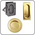 Door Accessories - Pocket Door Harware