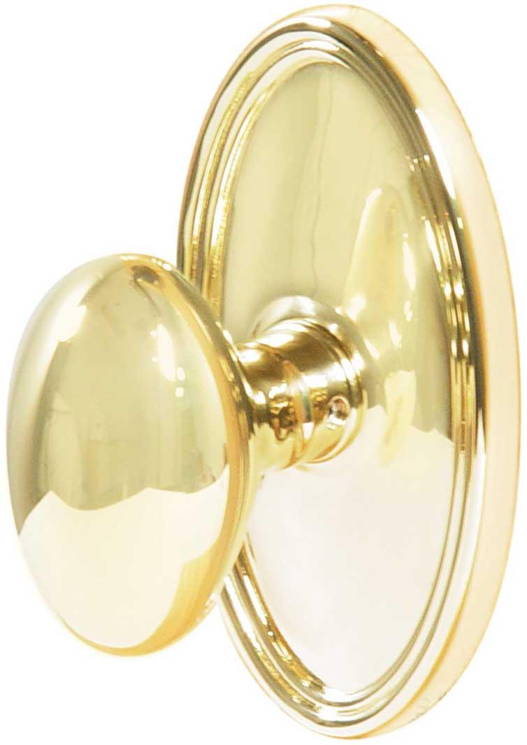 Polished brass cabinet pulls