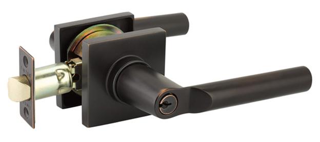 Emtek Hanover Key In Brass Lever