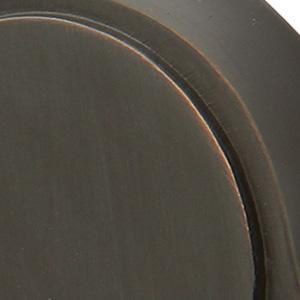 Emtek Plated Steel 1 4 Quot Radius Spring Loaded Door Hinges